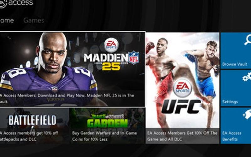 الصورة: «EA» تطلق خدمة اشتراكات للألعاب