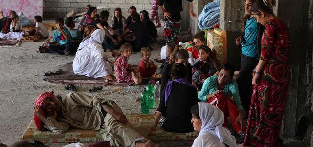 """""""داعش"""" يقتل مائة ايزيدي رفضوا التحول إلى الاسلام"""