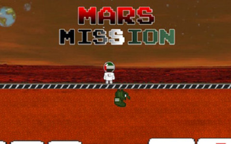 مهمة إلى المريخ.. لعبة جديدة تصل «آب ستور»