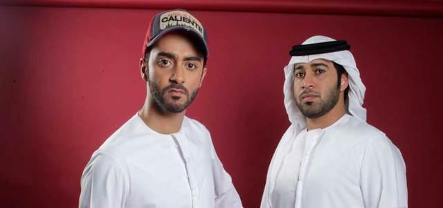سعود الكعبي شديد الإعجاب بما يقدمه زميله أحمد عبدالله على مستوى الإعلام والتمثيل. من المصدر