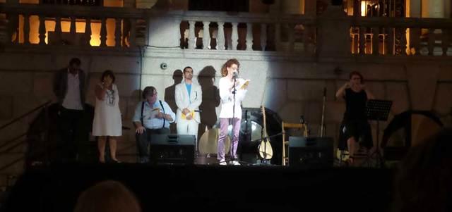 93 فعالية مزجت بين الشعر والموسيقى والمسرح والفن التشكيلي تضمّنها مهرجان طليطلة الشعري.  الإمارات اليوم