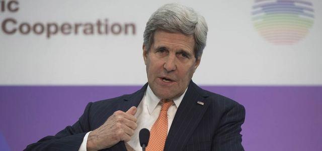 كيري ينفي ربط «النووي الإيراني» بمكافحة «داعش