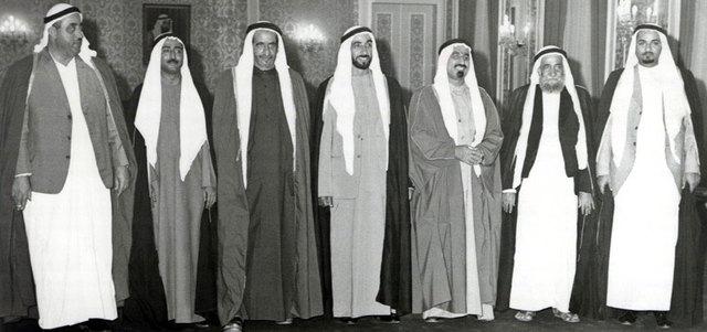 بداية الاتحاد 1971