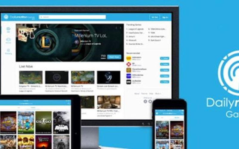 «ديلي موشن» تطلق شبكة فيديوهات الألعاب