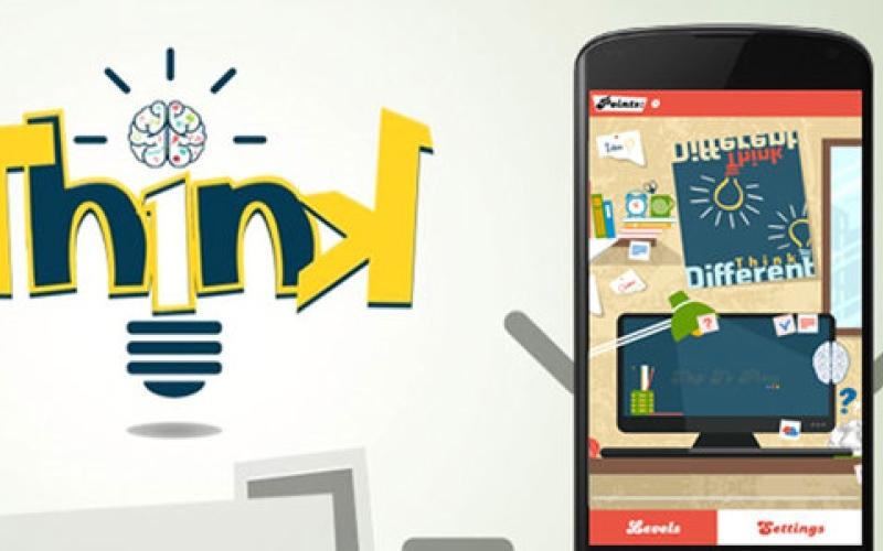مطوّر فلسطيني يطلق تطبيق لعبة الذكاء Think Different لنظام «أندرويد»