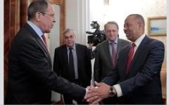 الصورة: غارات جوية قرب طرابلس.. واستئناف محادثات السلام في المغرب