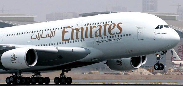 «طيران الإمارات» تبرم صفقة محركات وعقد صيانة بـ 33.8 مليار ...