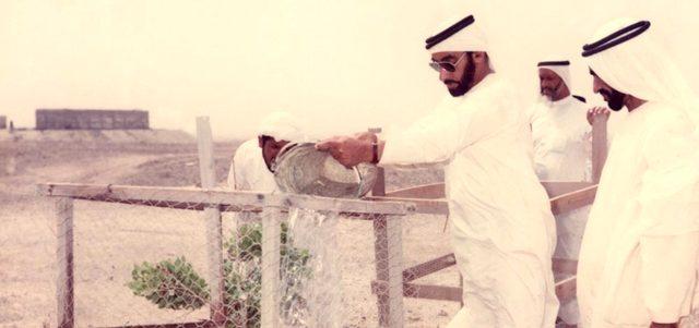 زايد رجل البيئة وقاهـــر الصحراء حياتنا جهات الإمارات اليوم