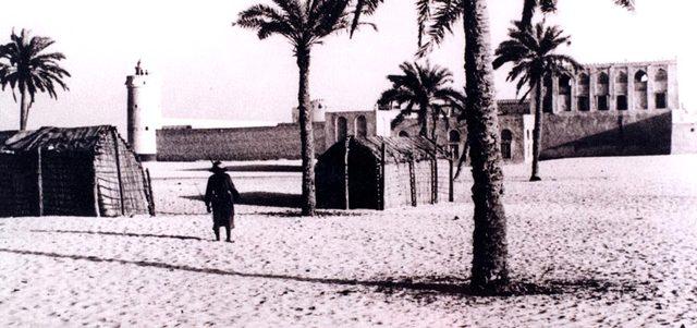 الحياة في الإمارات  قديماً.. البساطة والصعوبة
