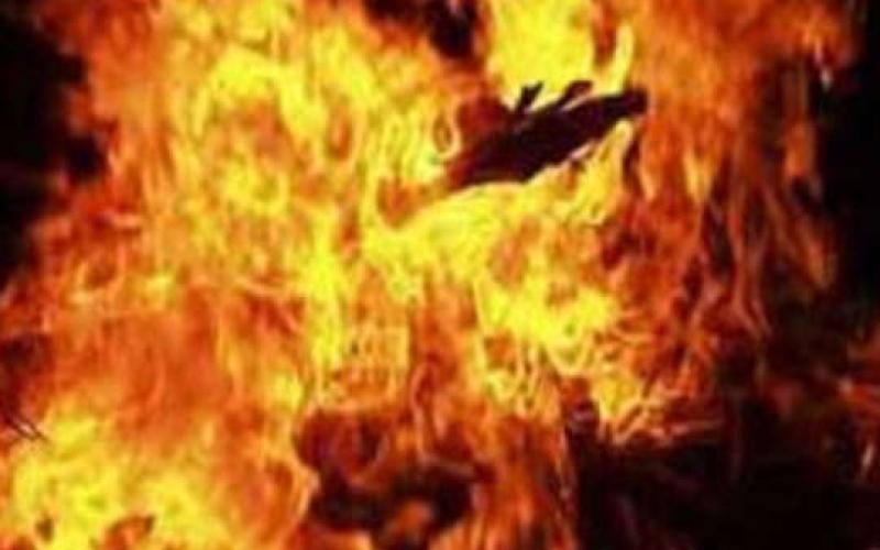 بالفيديو.. انفجار في محطة بترول بسبب هاتف!