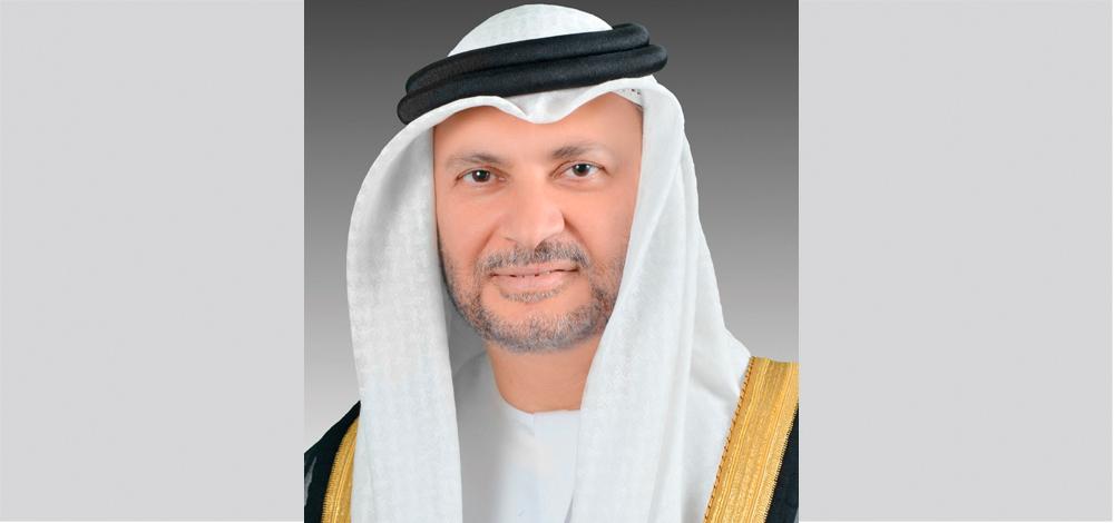 الدكتور أنور بن محمد قرقاش : وزير الدولة للشؤون الخارجية