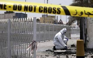 مقتل شرطيين بتفجير إرهابي في سترة جنوب المنامة