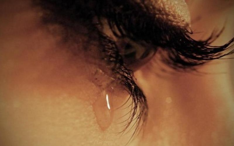 بالفيديو.. مذيعة تدخل في نوبة بكاء على الهواء