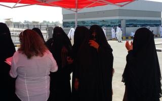 الصورة: حضور لافت للمرأة في رأس الخيمة