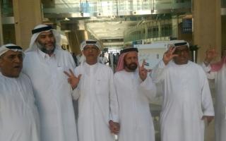 بالفيديو..105 متطوعين لتسهيل إجراءات التصويت في دبي
