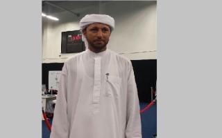 الصورة: أسباب رفض انسحاب مرشح برأس الخيمة