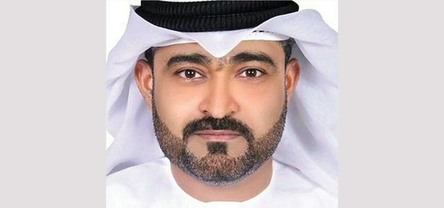 المرشح المتوفى عبدالعزيز الشحي. من المصدر