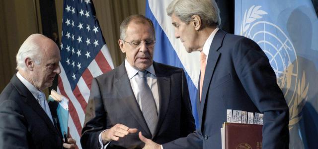 مصير سورية رهن اتفاق القوى الإقـــليمية والدولية