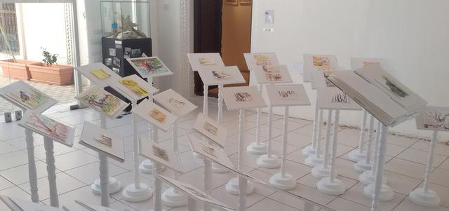 يأمل المشاركون أن يشكل المعرض منصةً لعقد سلسلة من النقاشات والحوارات حول جهود حماية غابات القرم من المخاطر التي تتهددها. الإمارات اليوم