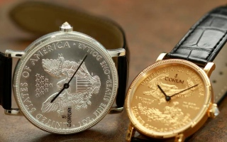 """""""كوروم"""" تحول العملات إلى ساعات"""