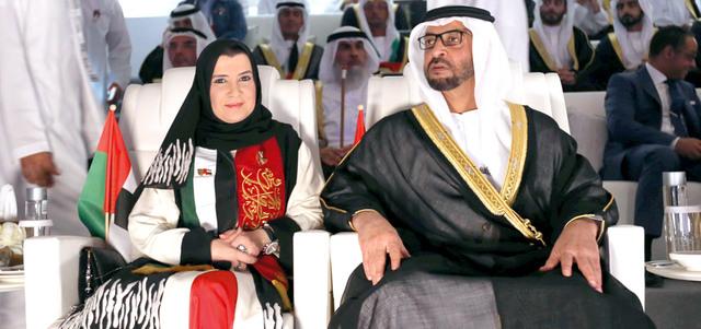 ملك المغرب ومحمد بن راشد ومحمد بن زايد والحكام يشهدون الاحتفال الرسمي بـــ اليوم الوطني محليات أخرى الإمارات اليوم