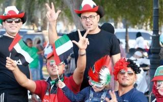 العالم يشارك «الإمارات» فرحتها