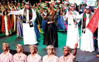 «وطن الأمل» توحد القلوب في حب الإمارات