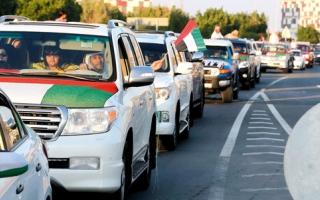 حجز 427 مركبة في أبوظبي خلال إجازة اليوم الوطني