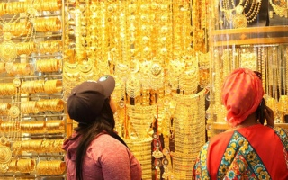 افتتاح روائع الذهب والمجوهرات الأسبوع المقبل