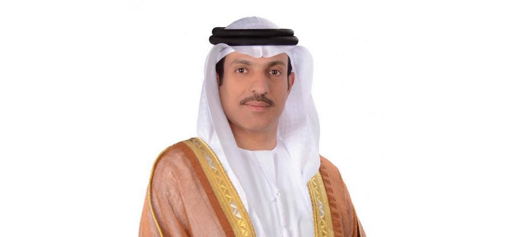 الشيخ محمد بن عبدالله النعيمي : رئيس لجنة الشؤون التشريعية والقانونية في المجلس الوطني الاتحادي