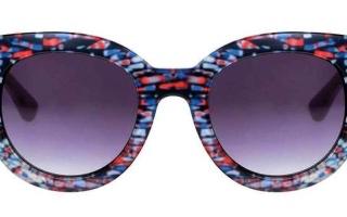نظارة «عين القطة» تفرض حضورها