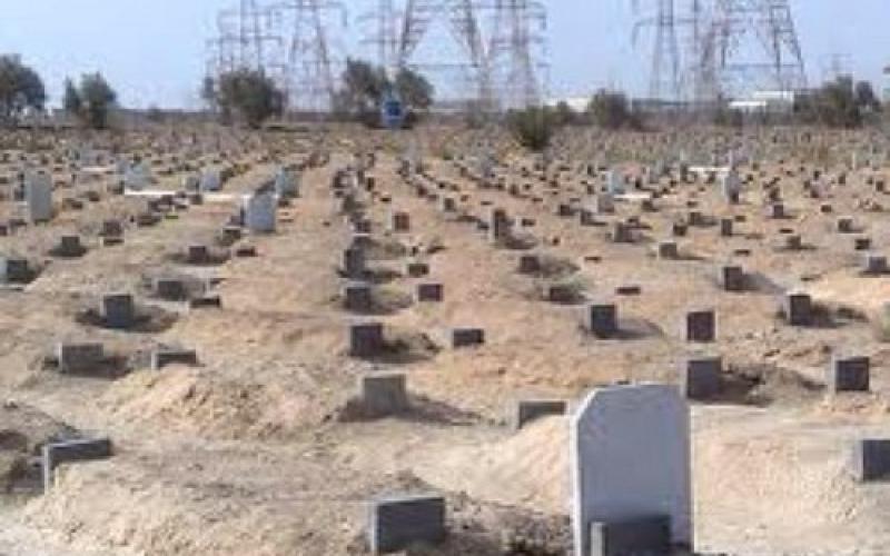 الصورة: بالفيديو.. اعلامي يقتحم مقبرة للكشف عن حقيقة دفْن فنان حياً