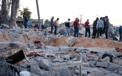 الصورة: قوات حفتر تستعيد أحياء ومقرّات في بنغازي