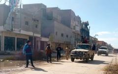 الصورة: طرد تنظيم «داعش» من مدينة صبراتة الليبية