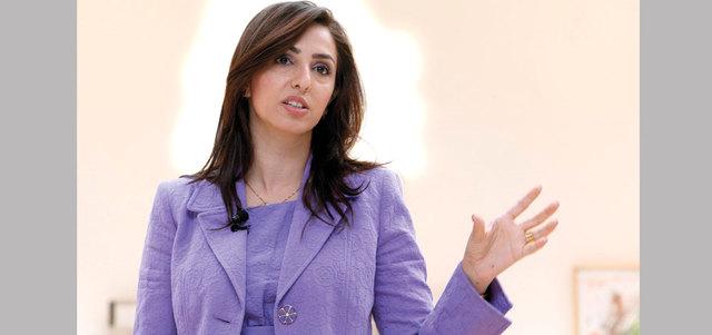 هالة خياط: الاستثمار بالفن على المدى الطويل هو الأنسب. الإمارات اليوم