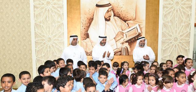 مراكز تحفيظ القرآن تسعد الأطفال - محليات - أخرى - الإمارات اليوم