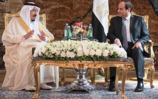 القمة السعودية - المصرية تبحث القضايا الإقليمية والدولية