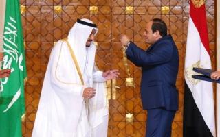 السيسي يمنح العاهل السعودي  قلادة النيل