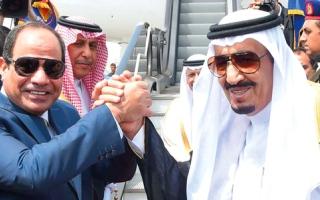 جامعة القاهرة تمنح العاهل السعودي دكتوراه فخرية