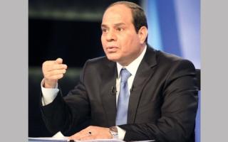 السيسي: لا وثائق تثبت تبعية جزيرتي تيران وصنافير لمصر