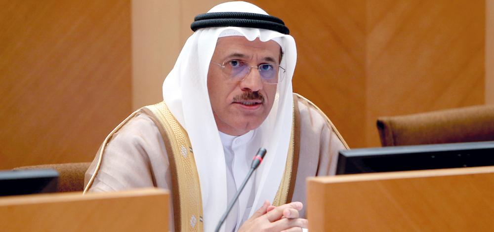 سلطان بن سعيد المنصوري : وزير الاقتصاد