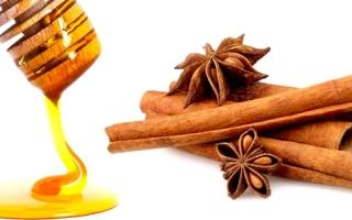 العسل والقرفة.. ضروريان للمطبخ الصحّي