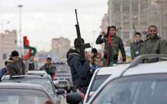 الصورة: الغرب يوافق على تسليح الحكومة الليبية