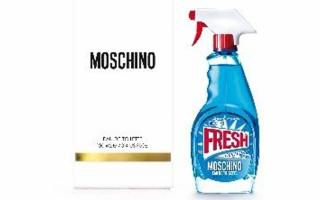 """""""موسكينو """" تستوحي عطرها من المنظفات المنزلية"""