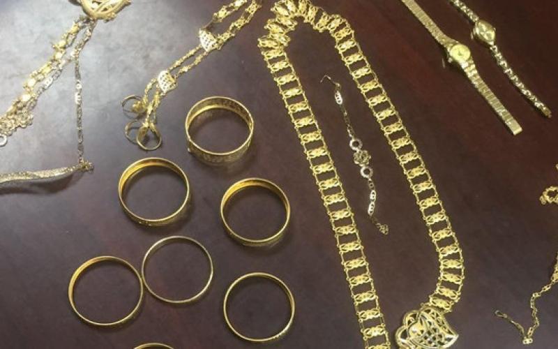 ارتفاع أسعار الذهب عند أعلى مستوى في 3 أسابيع