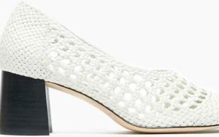 """الصورة: حذاء الجدّات يطل   بـ """"ستايل صيفي"""""""