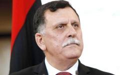 الصورة: السراج: الليبيون سيقضون على تنظيم «داعش» في بلدهم