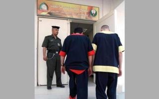 الصورة: متبرع يسدّد مديونية 34 سجيناً ضمن مبادرة «صندوق الفرج»