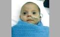 متبرّعان يتكفلان بعلاج الرضيع «زايد»