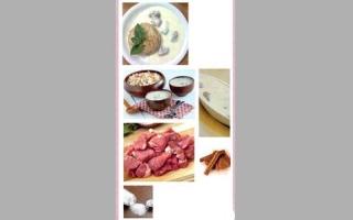 الصورة: مطبخ رمضان : طبق الـ «شاكرية»